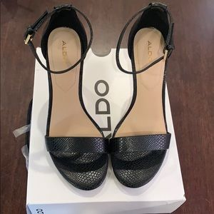 Aldo Shoes - Aldo Piliria strappy heels
